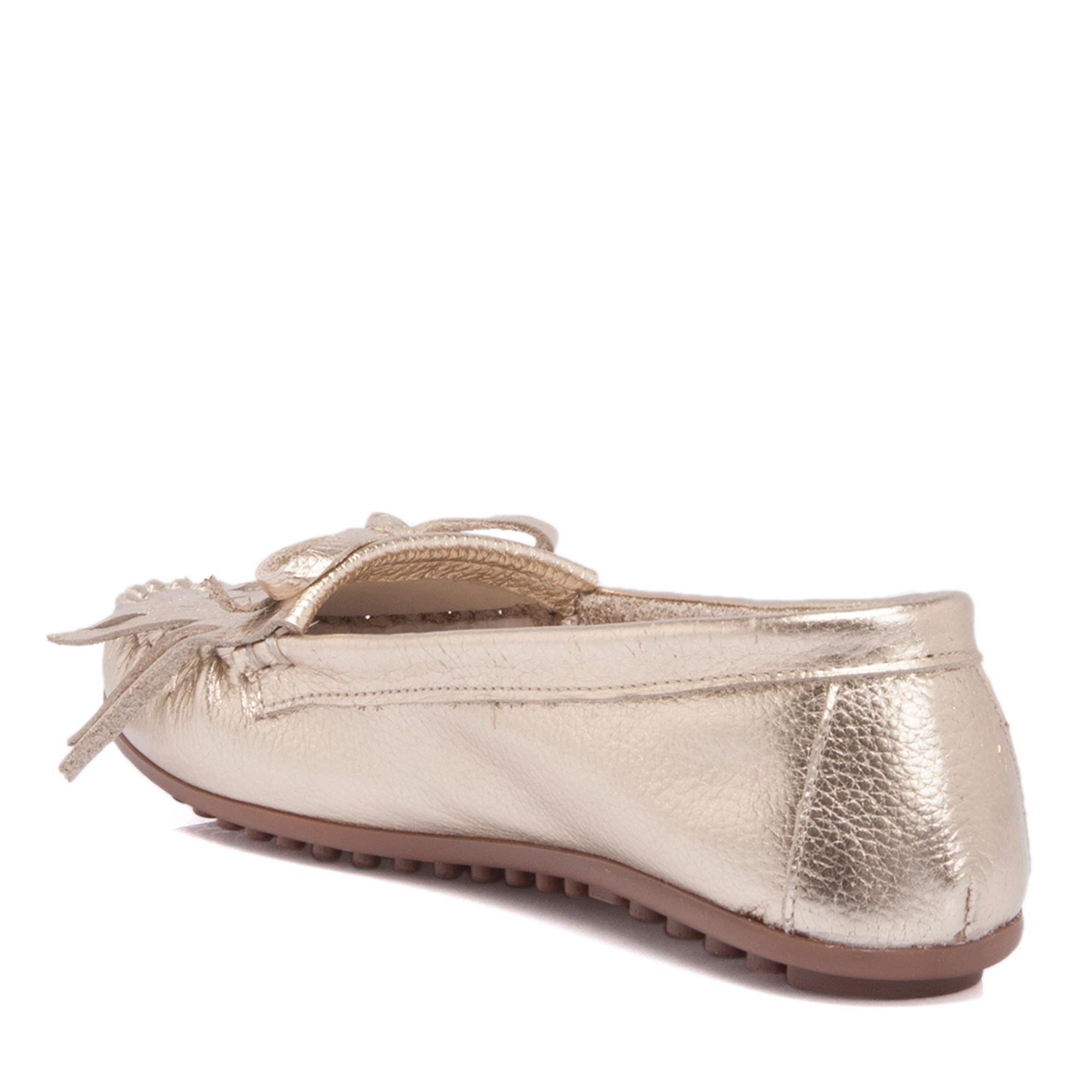 Dore Deri Kadın Ayakkabı 64215A34