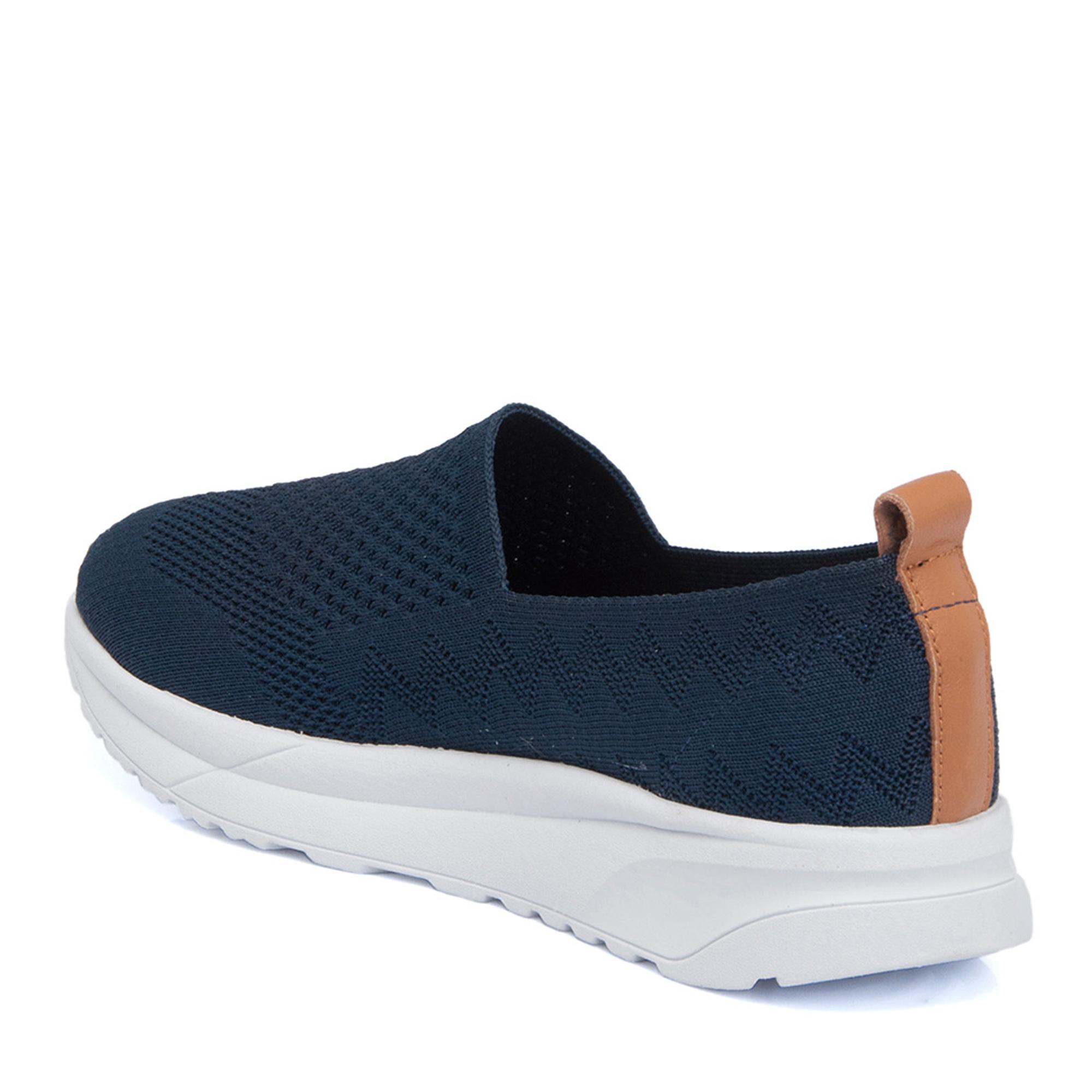 Lacivert Tekstil Kadın Ayakkabı 64389I49