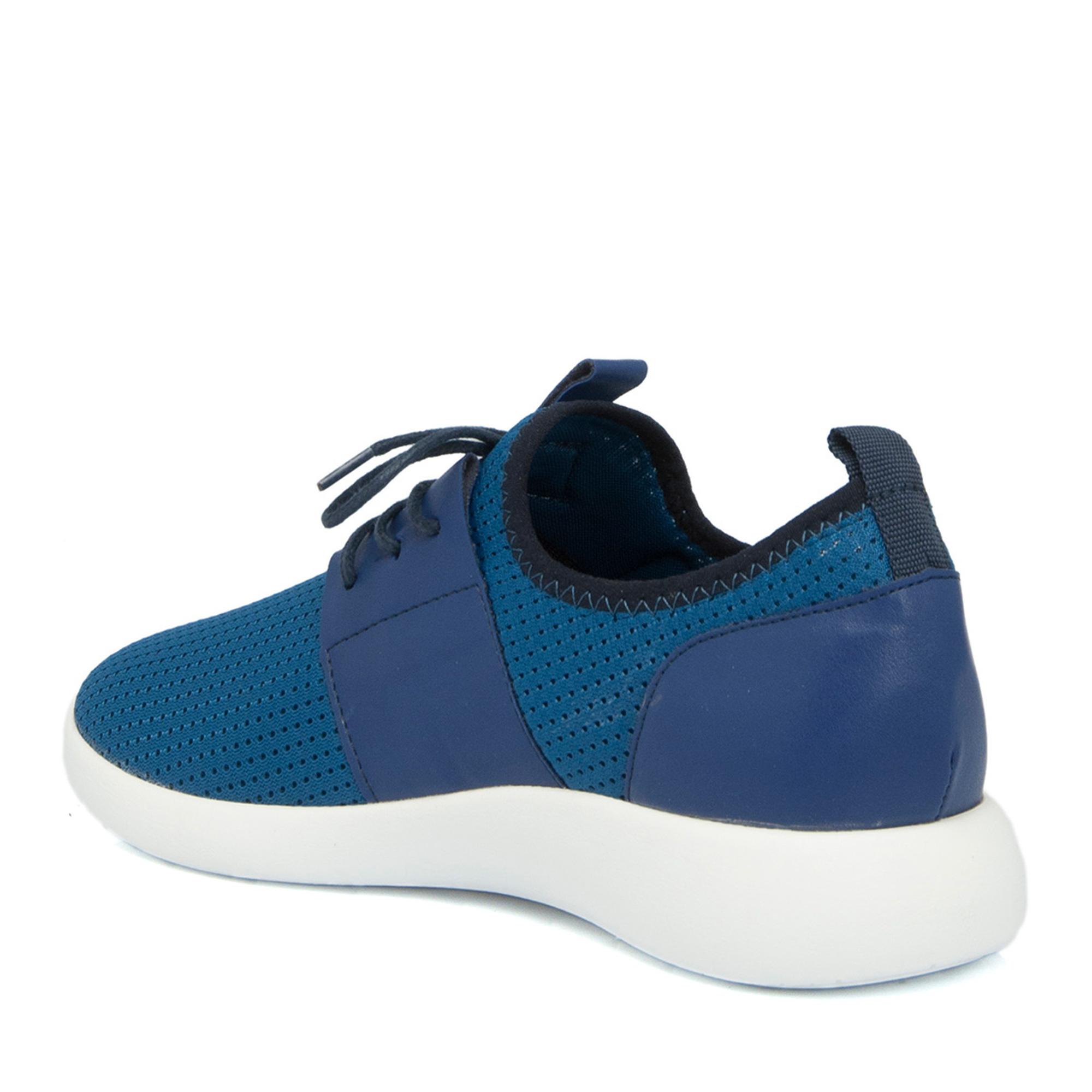 Lacivert Tekstil Kadın Ayakkabı 64469I49