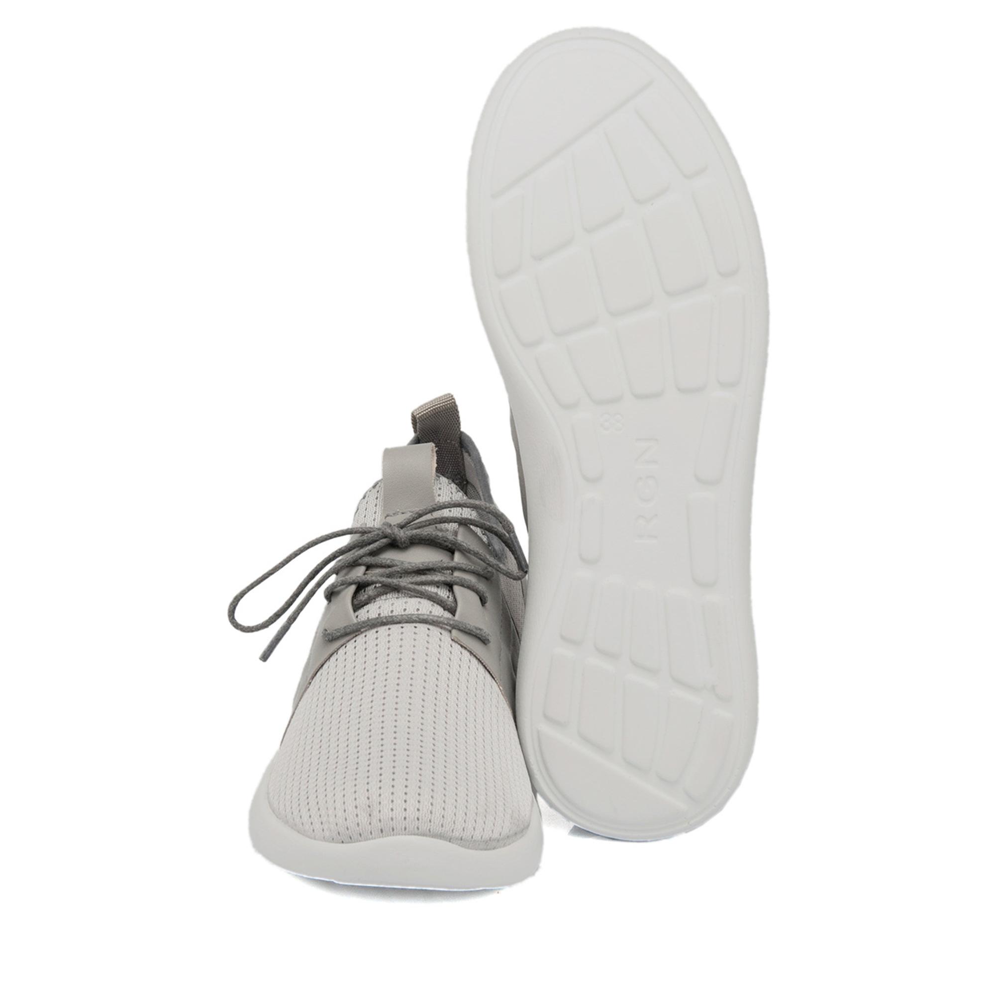 Gri Tekstil Kadın Ayakkabı 64469I50