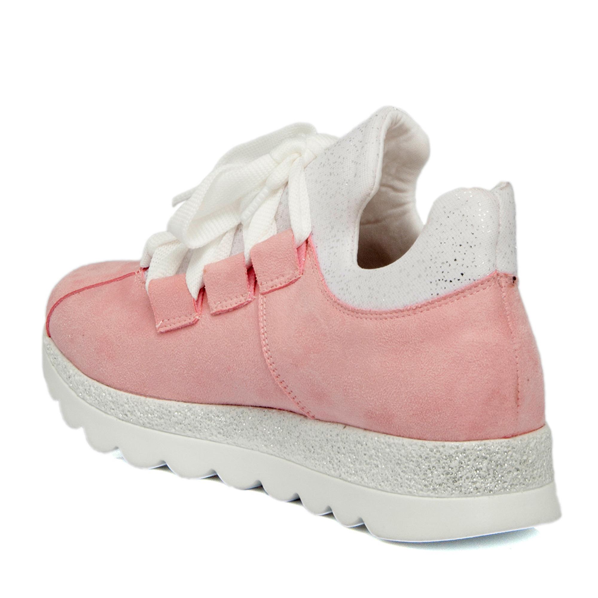Pudra Vegan Kadın Ayakkabı 64516C63