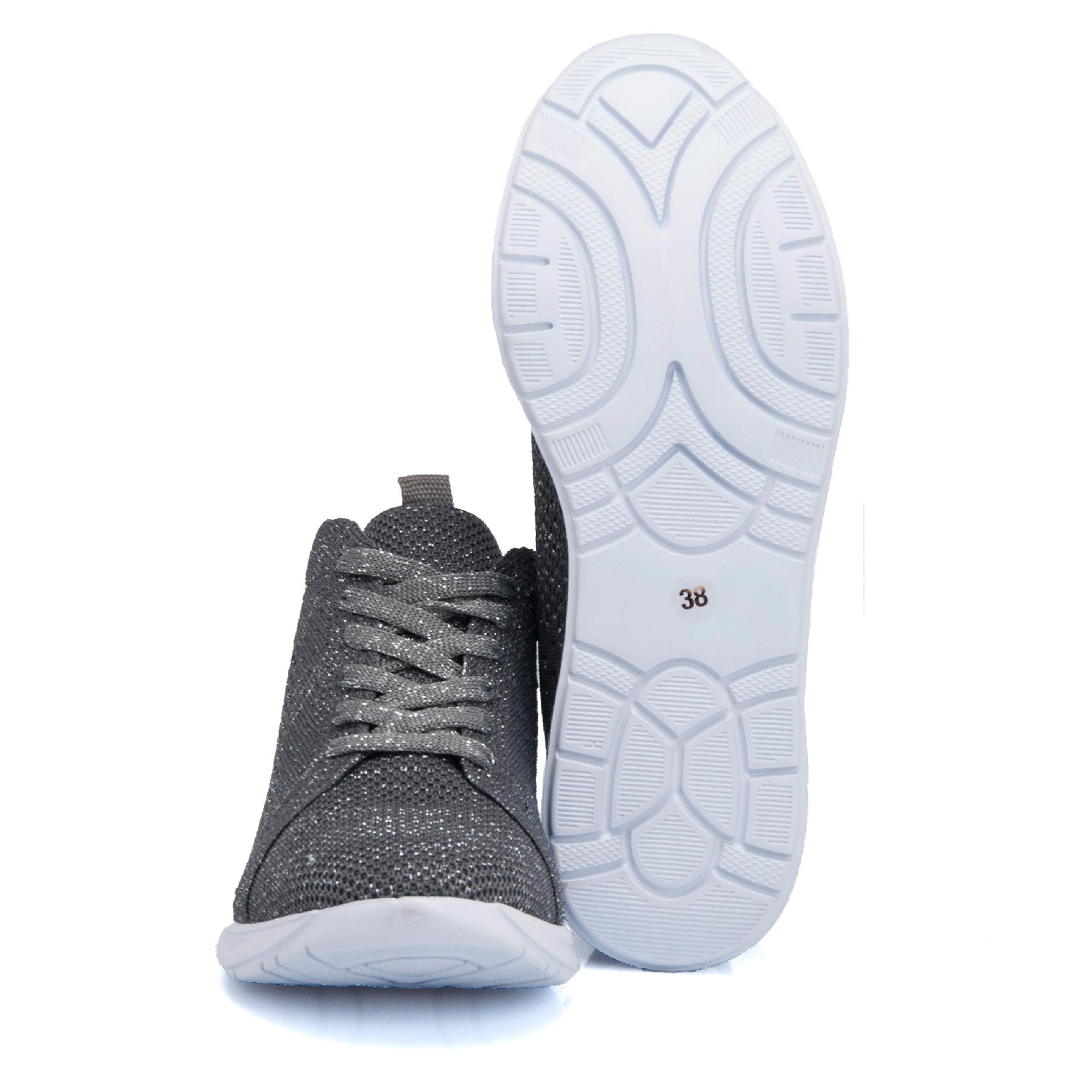 Lame Tekstil Kadın Ayakkabı 64522I5K