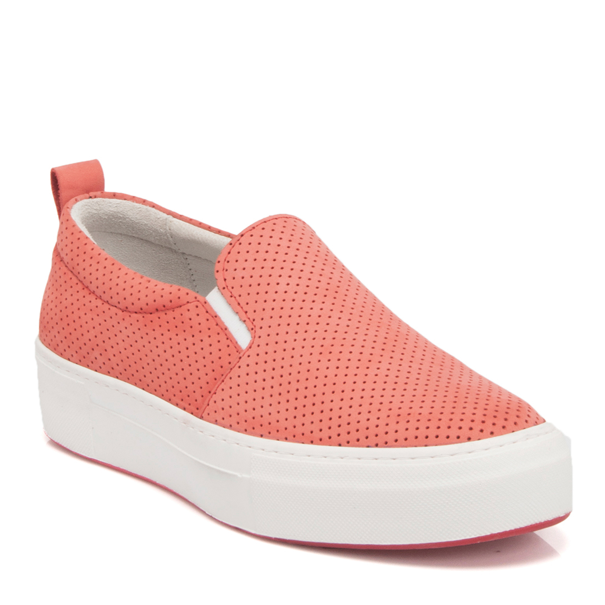 Kırmızı Deri Kadın Ayakkabı 63285F35