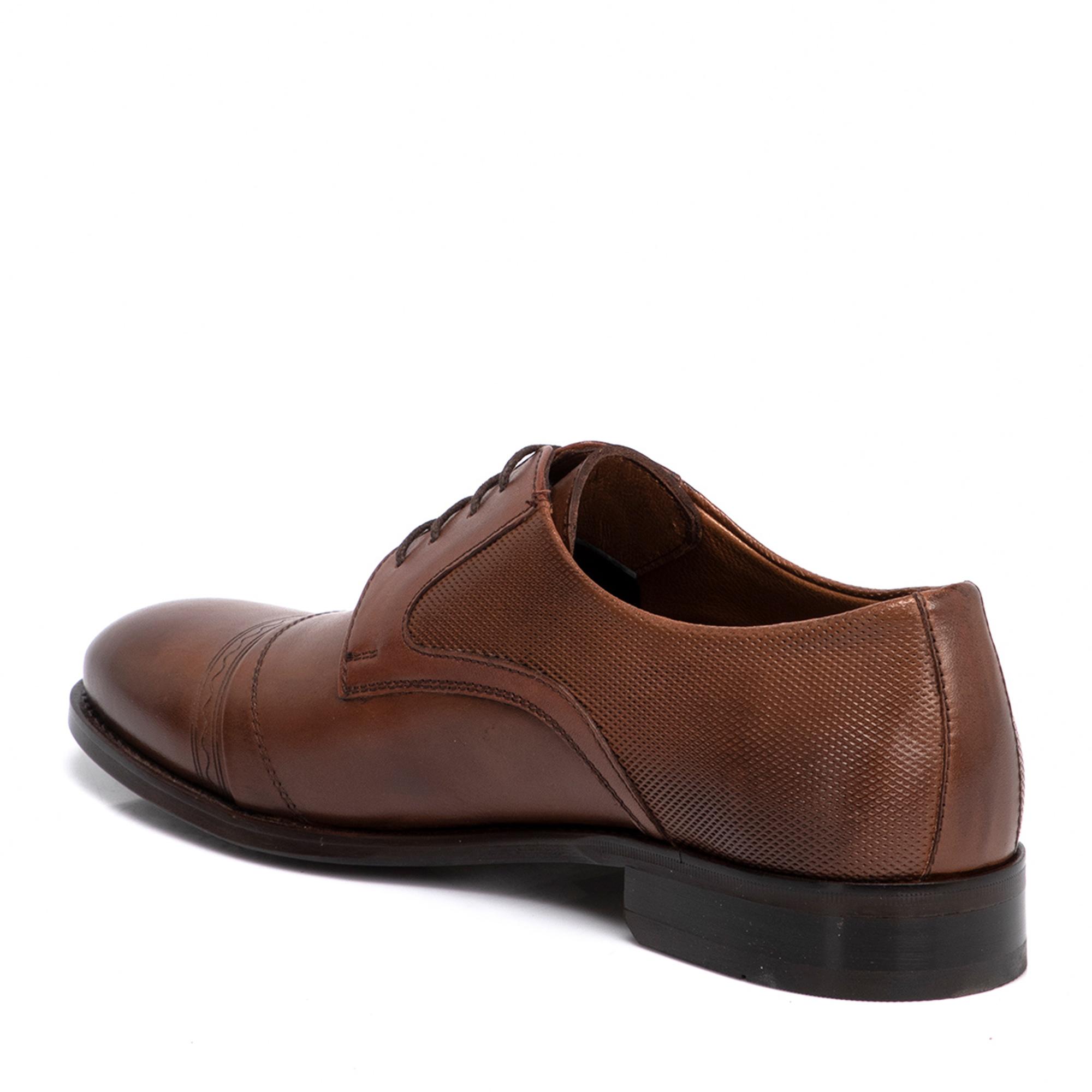 Taba Deri Erkek Ayakkabı 54276E22