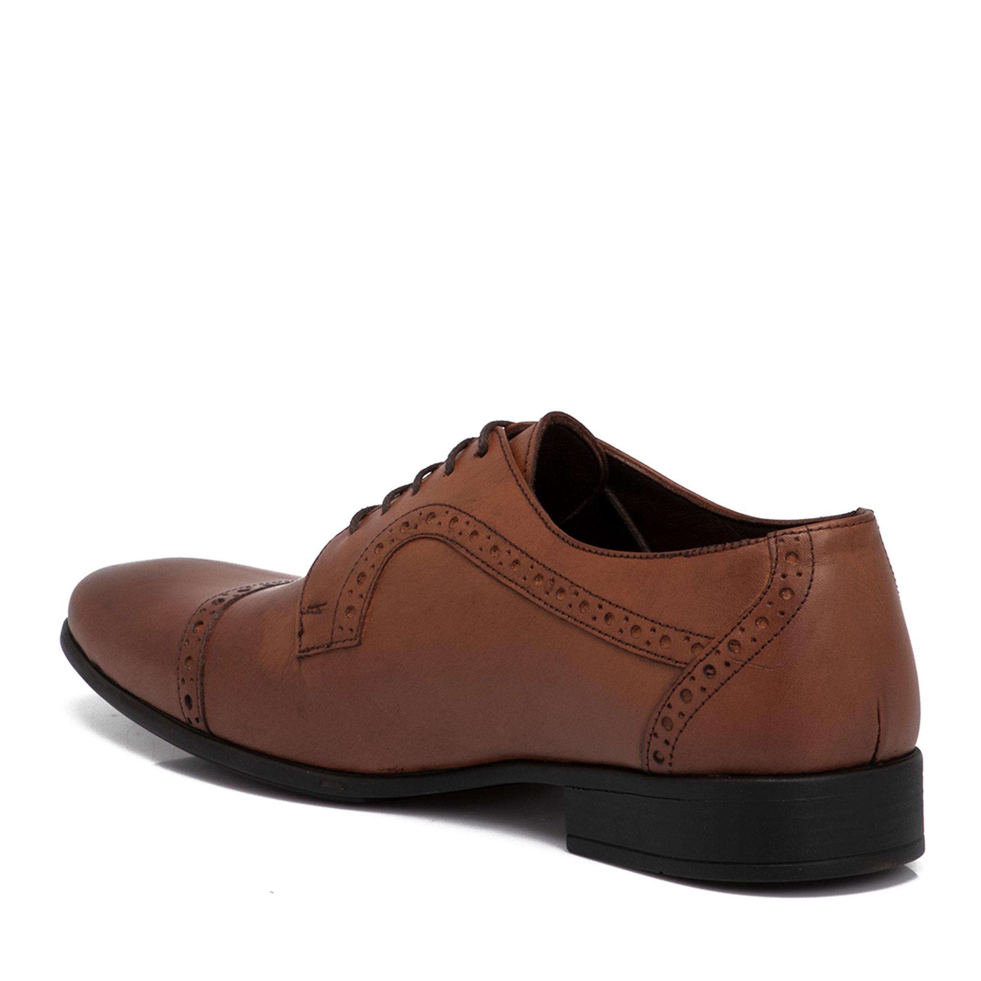 Taba Deri Erkek Ayakkabı 54378A29