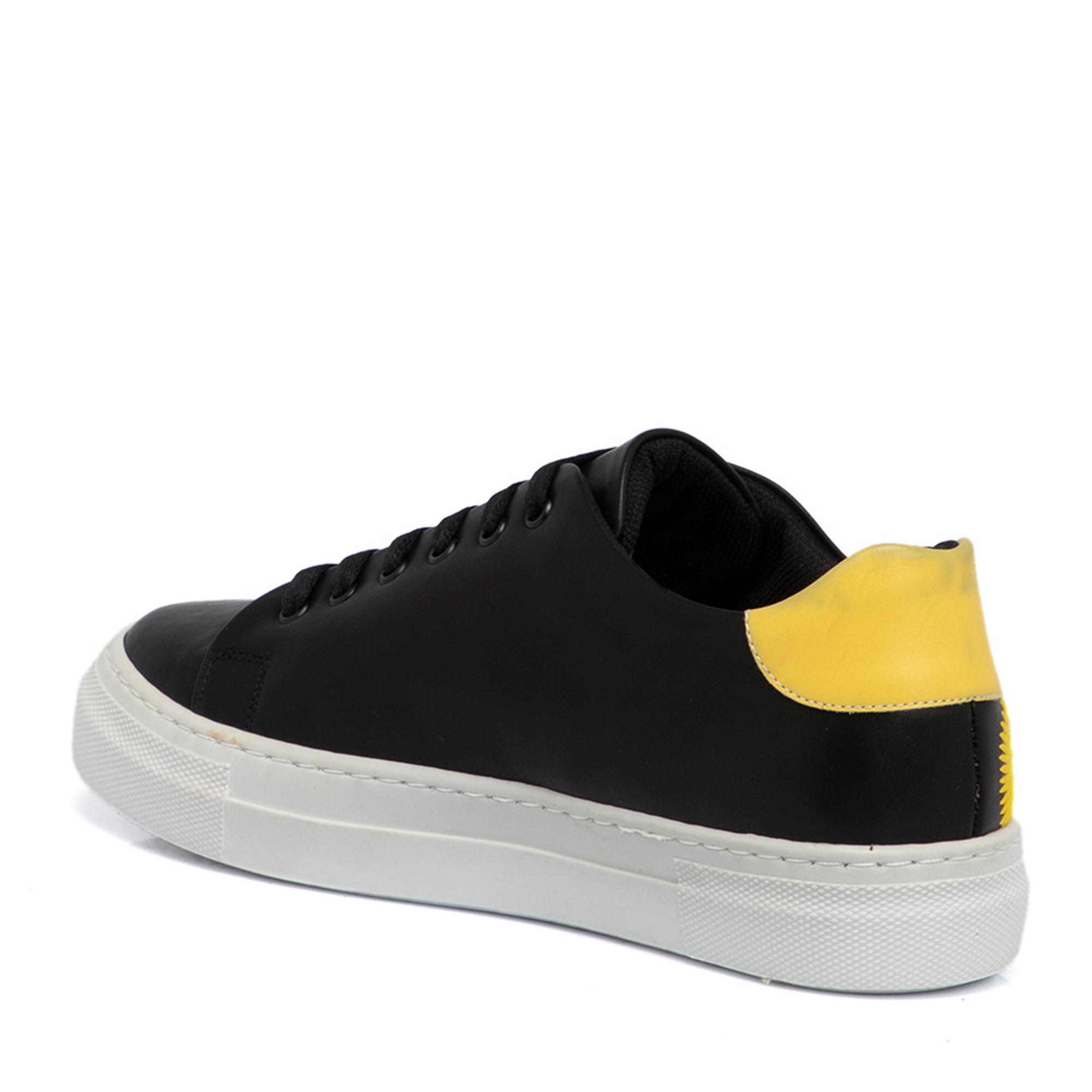 Siyah Tekstil Kadın Ayakkabı 64541D62