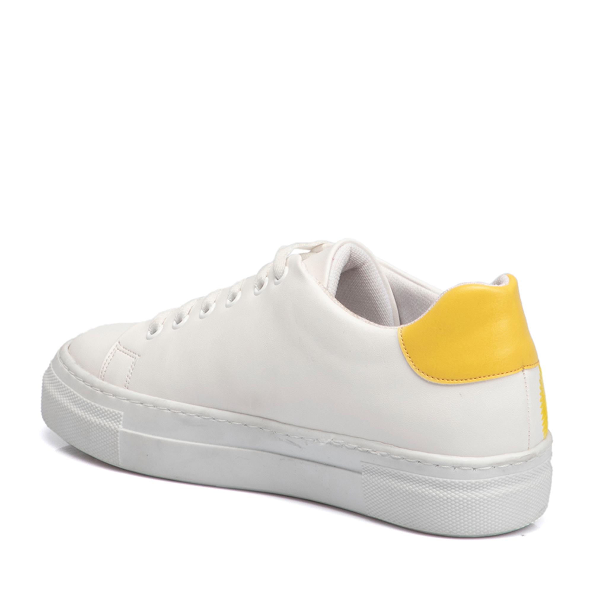 Beyaz Kadın Ayakkabı 64541D93