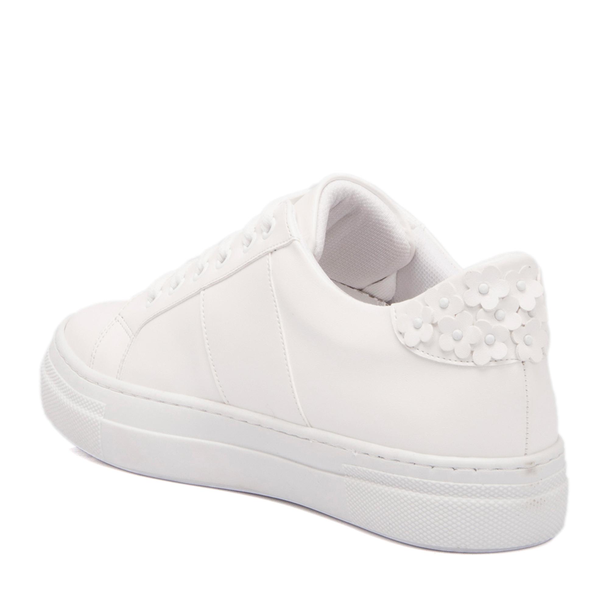 Beyaz Kadın Ayakkabı 64257D93