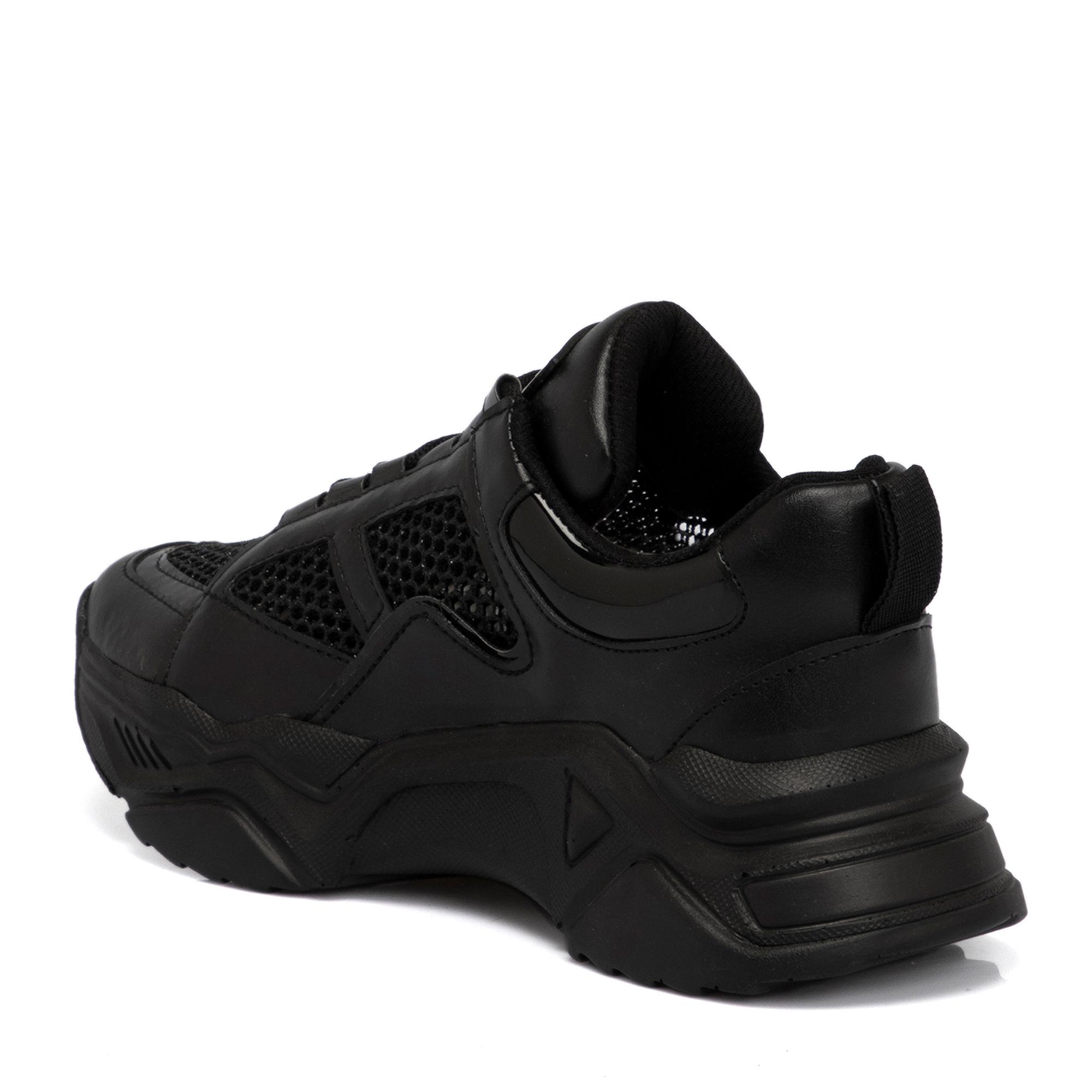 Siyah Vegan Kadın Ayakkabı 65079D62
